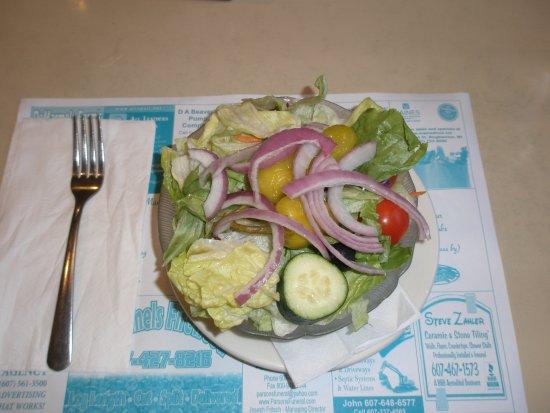 Spot Restaurant: salad