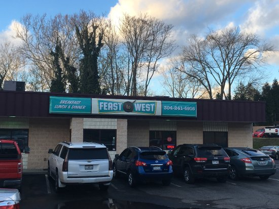 Morgantown, WV: Feast to West Cafe