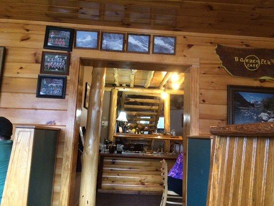 Banner Elk, NC: Inside the Cafe