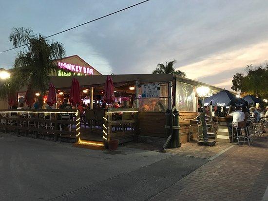 Monkey Bar Steak & Seafood