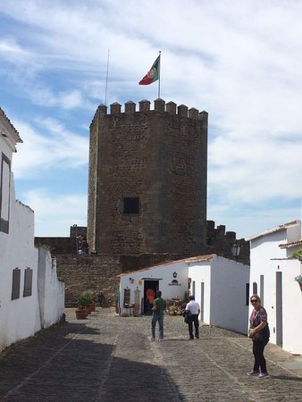 Monsaraz, Portugal: torre do castelo