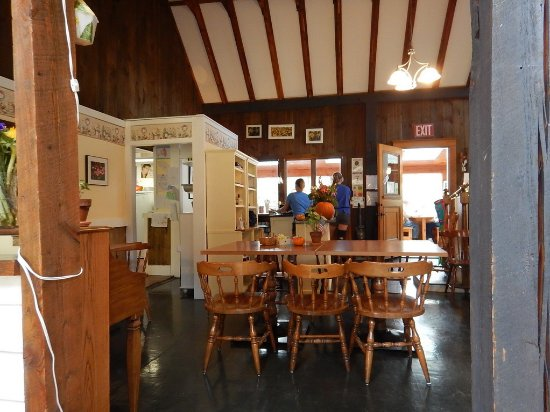 Quechee, VT: Family-friendly seating
