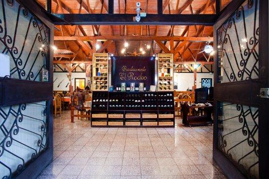 San Antonio De Belen, Costa Rica: El Rodeo Estancia Boutique Hotel - Steak House