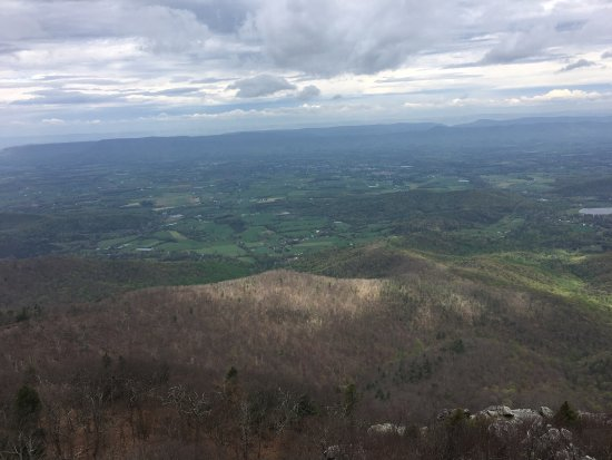Stony Man Mountain Hike