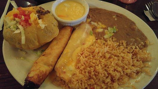 Λόνγκβιου, Τέξας: Papacita's