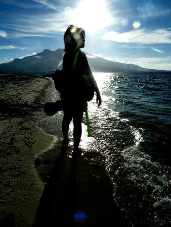 Camiguin Island : Taken on Mantigue island