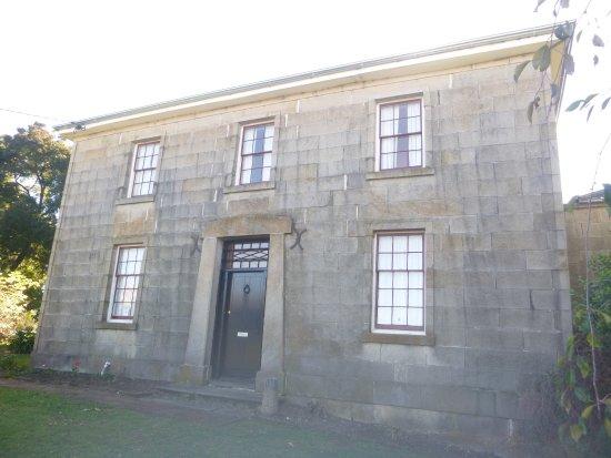 Richmond Gaol: Richmond Goal