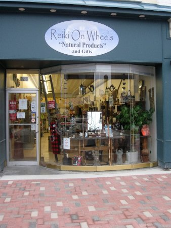 Reiki On Wheels Natural Products & Gifts