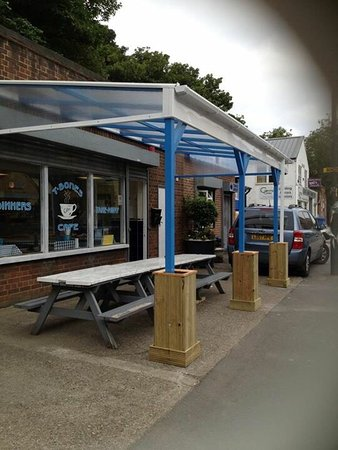Kent, UK: T Bones Cafe