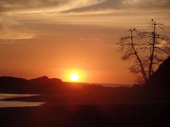 Sanctuary Condominiums and Retreat: sunset