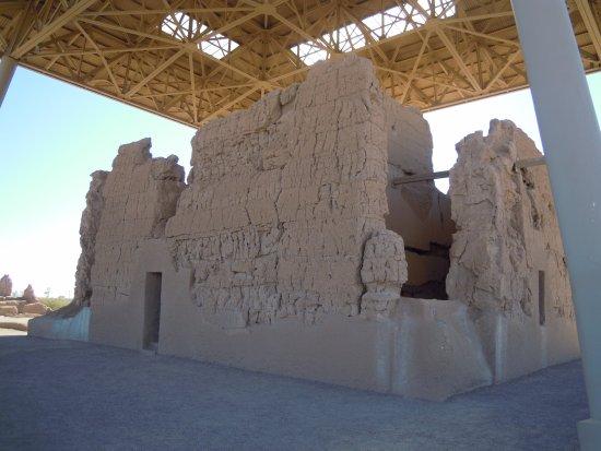 Coolidge, AZ: Front shot