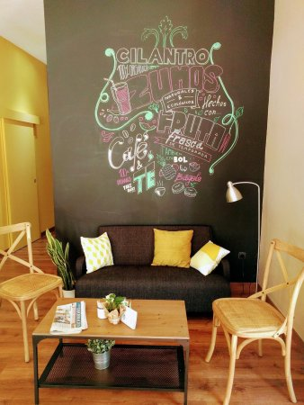 Elda, Spania: Cilantro Fresh Shop Bar