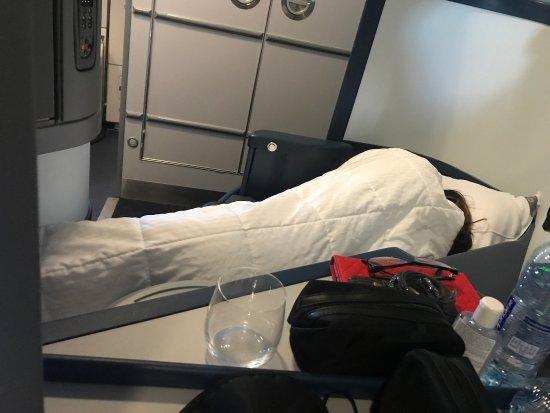 Delta One - Picture of Delta Air Lines - TripAdvisor