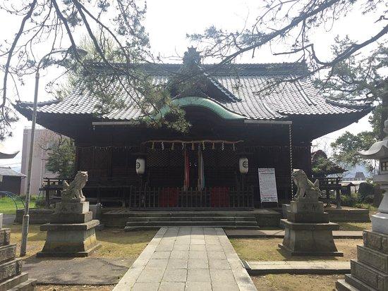 Sabae, اليابان: 松阜神社(まつがおか・じんじゃ)