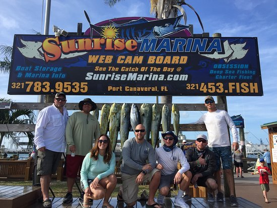 Port Canaveral, FL: Sea Wrangler Sport Fishing Charters