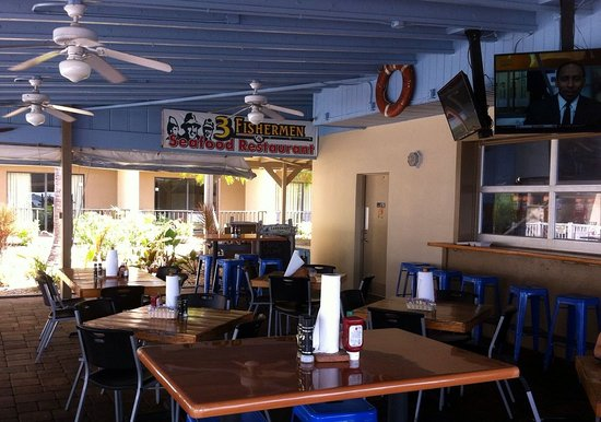 North Fort Myers, FL: Patio