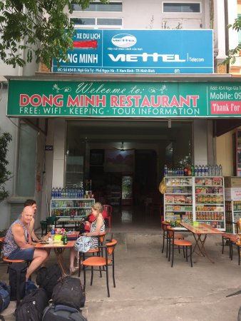 Nhà Hàng Đông Minh