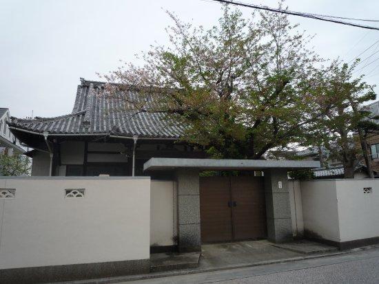 Zesan-ji Temple