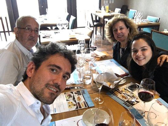 Tunuyan, Argentina: Almuerzo fenomenal!!! Gracias a todos!!!