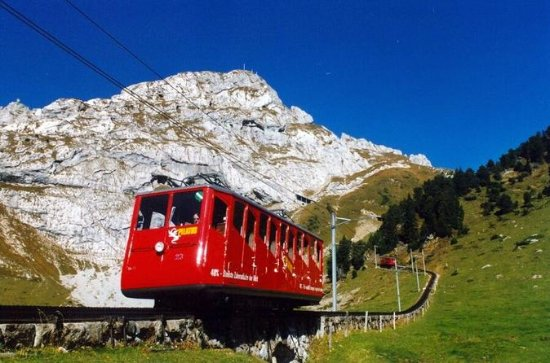 Mount Pilatus Tour from Zurich with