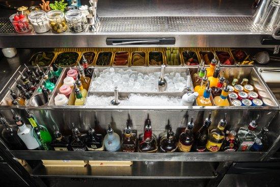 Bar Stations Picture Of Revolucion Cocktail Bangkok