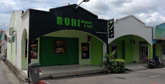 Masjid Tanah, Malaisie : The shop