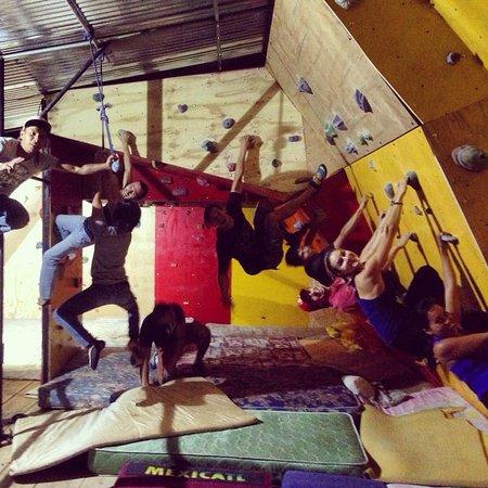 Boquete Rock Climbing School
