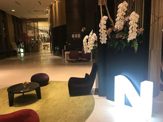 Hotel Novotel Taipei Taoyuan International Airport Foto
