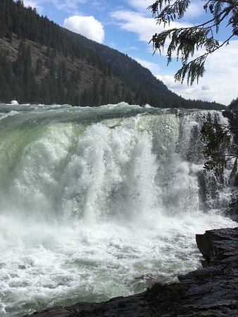 Kootenai Falls & Swinging Bridge