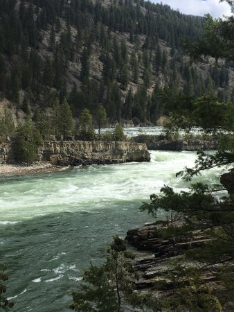 Libby, MT: We had a wonderful day hiking here. For years I've wanted to do the swinging bridge, but was too