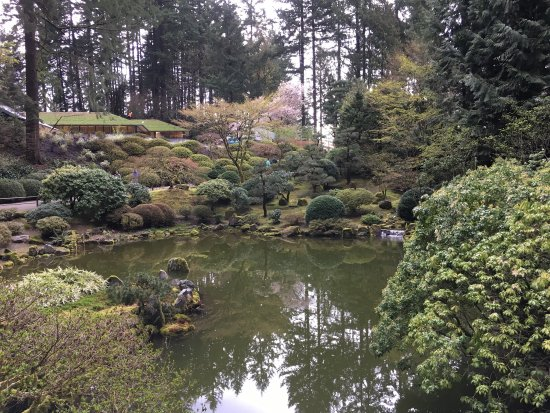Parque Washington: Washing Park, April of 2017
