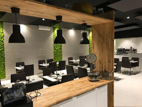 rivazza cucina e sapori italiani saint herblain restaurant avis num ro de t l phone. Black Bedroom Furniture Sets. Home Design Ideas