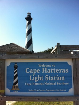 Cape Hatteras Lighthouse: Cape Hatteras Light Station, Buxton, NC