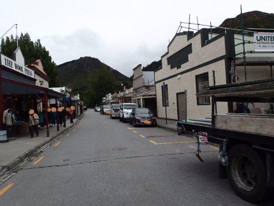 Arrowtown, New Zealand: オールドタウン