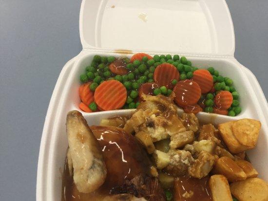 Camperdown, Australia: Qtr roast deal