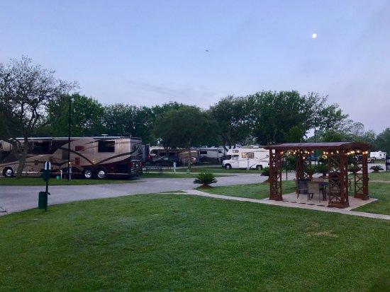 Baytown, تكساس: Houston East RV Resort