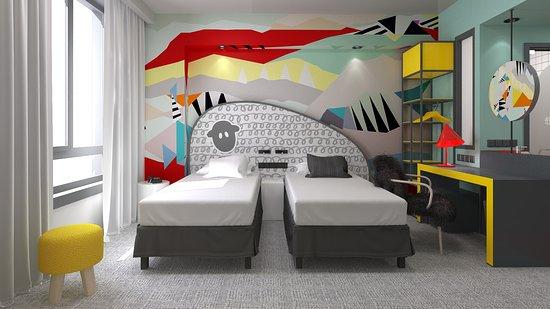 Interior - Picture of Ibis Styles Tbilisi Center - Tripadvisor