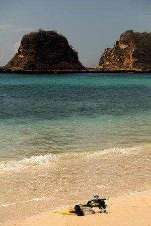 """Jerowaru, Indonesia: Snorkeling """" Guest activities"""""""
