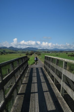 Thames, New Zealand: Hauraki Rail Trail