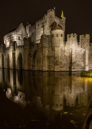 Ghent City Center: Castle of the Counts