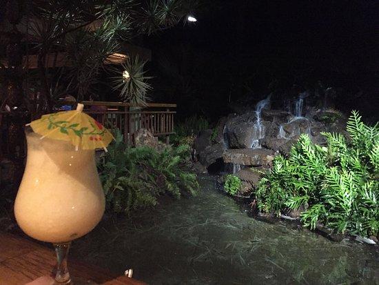 Keoki's Paradise: Mango Piña Colada Hawaiian style!!