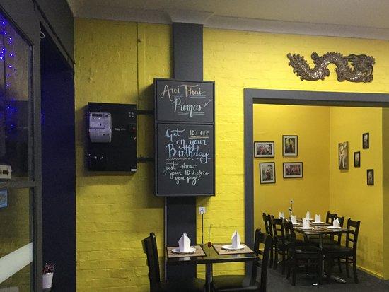 Ararat, Australia: Dining room