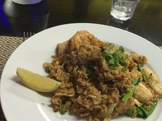 Ararat, Australia: Delicious main meal