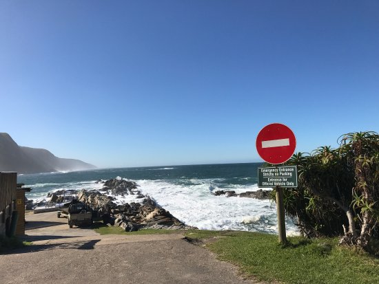 Storms River, جنوب أفريقيا: Tsitsikamma National Park Storms River Mouth Forest Huts & Cabins