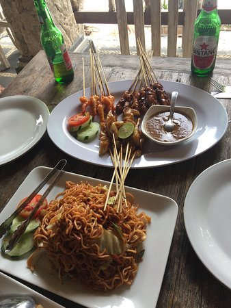 Tanjungbenoa, Indonesia: Tasty Lunch