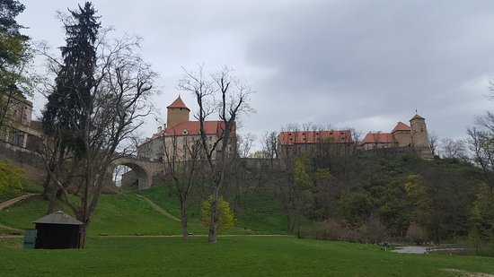 State Castle Veveri