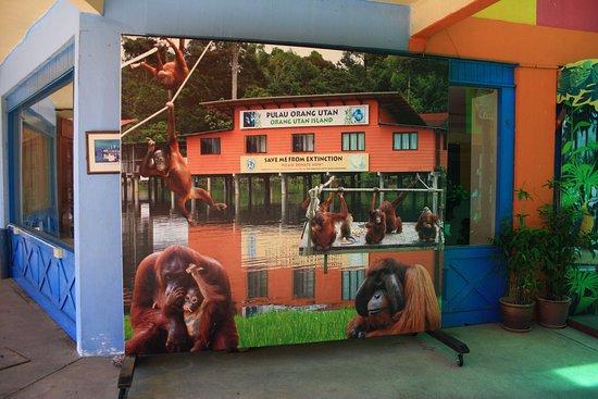 Semanggol, Malaysia: Entrance
