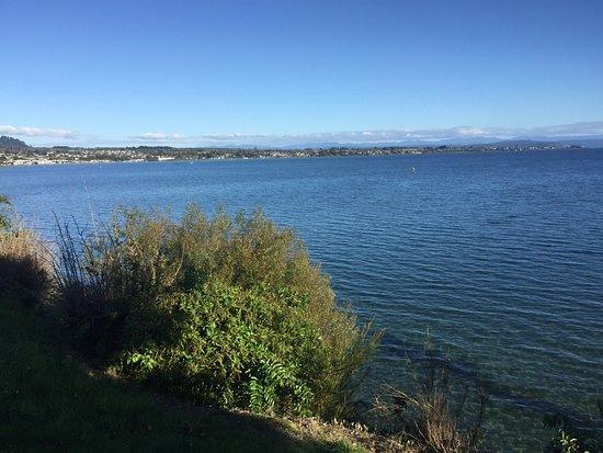 تاوبو, نيوزيلندا: Lake Taupo