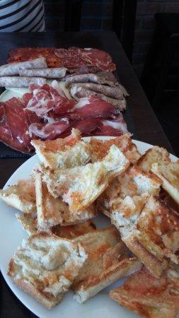 pa amb tomate Photo