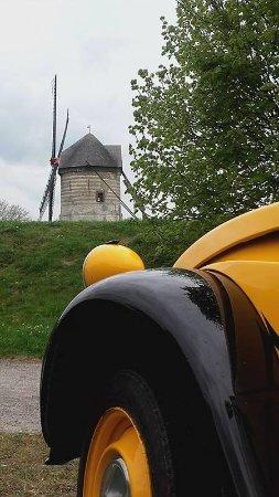 Les Belles Echappées : moulin de Watten 59